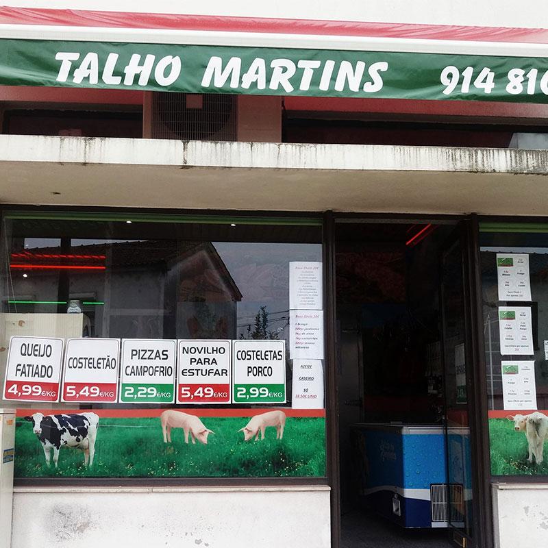 Talho-Martins