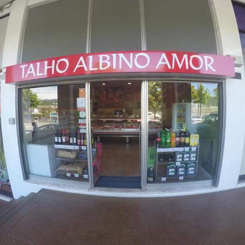 Talho-Albino-Amor